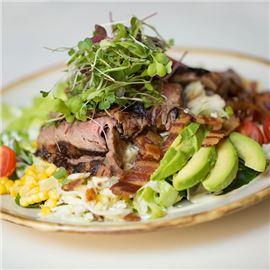 Cobb Salad with Marinated Steak
